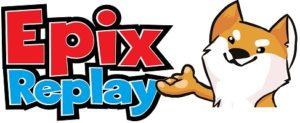 EPIXreplay logo